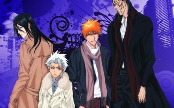 Anime - Bleach Wallpapers and Backgrounds ID : 265435