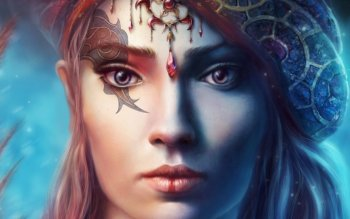Fantasy - Frauen Wallpapers and Backgrounds ID : 265627
