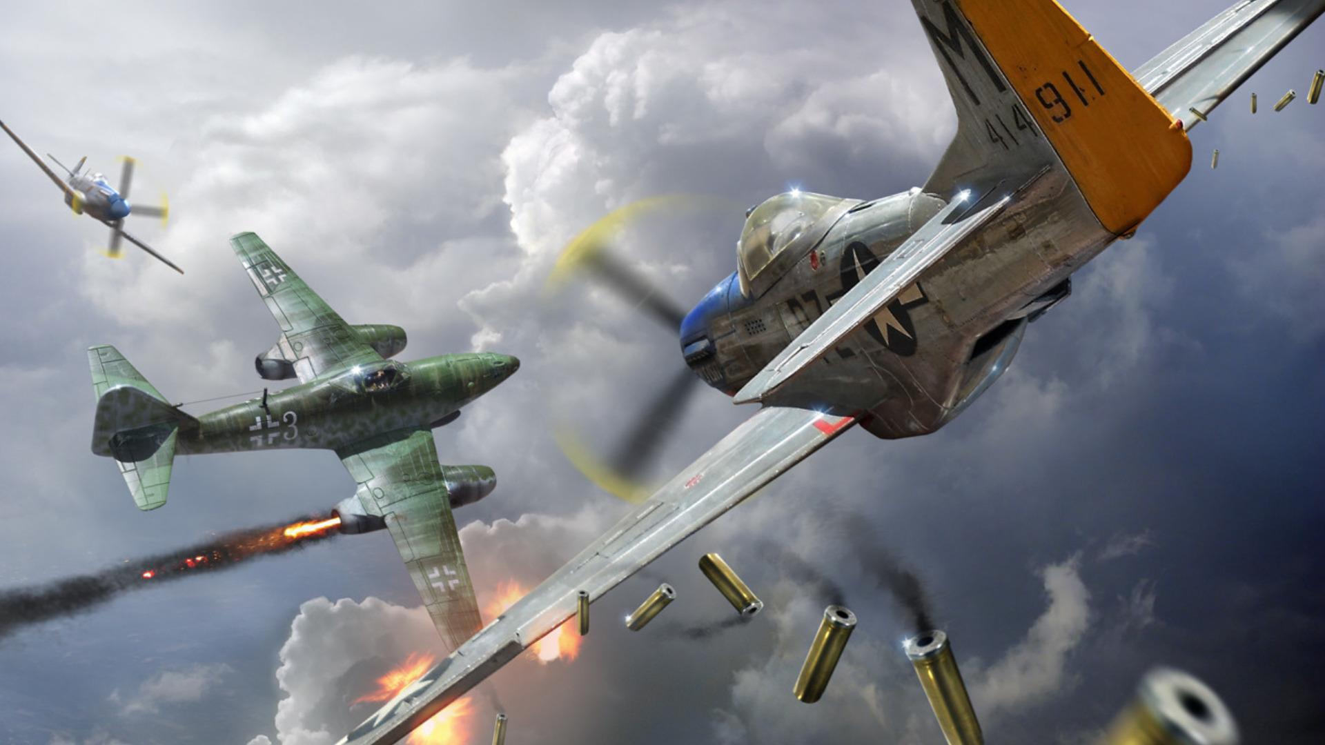ww2 military aircraft wallpaper