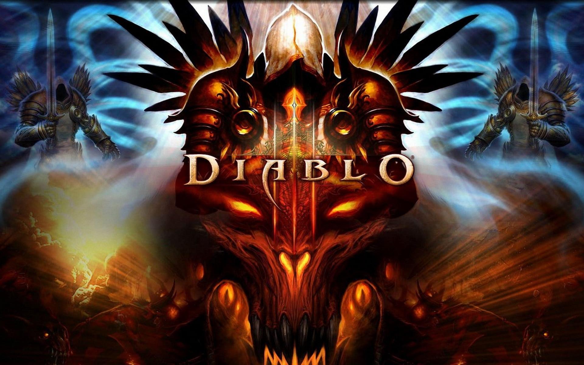 Diablo 3 Wallpaper 1920x1080: Diablo III HD Wallpaper