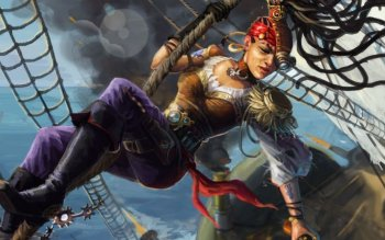 Fantasy - Pirate Wallpapers and Backgrounds ID : 266075