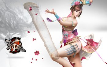 Videojuego - Zhan Hun Online Wallpapers and Backgrounds ID : 266399