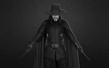 Film - V For Vendetta Wallpapers and Backgrounds ID : 266715