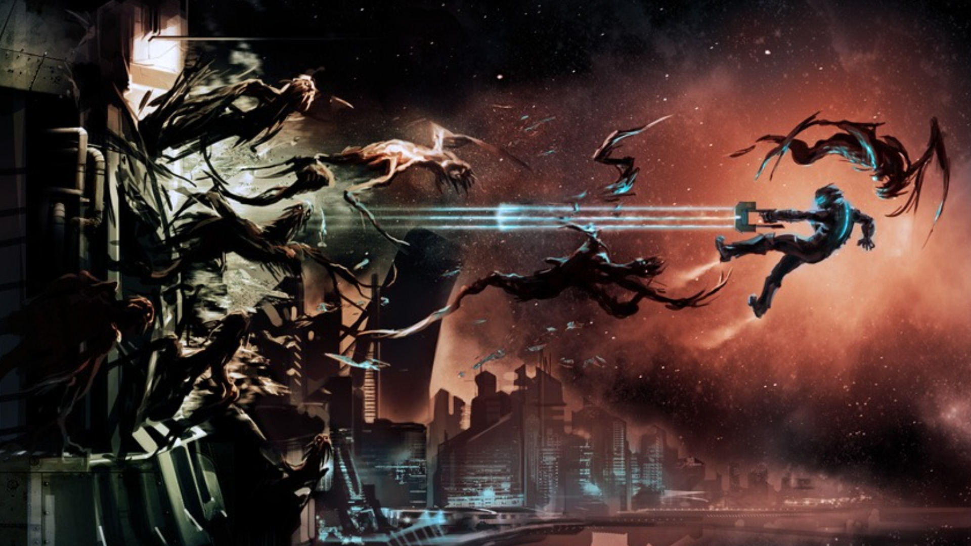 Dead Space 2 Hd Wallpaper Background Image 1920x1080 Id