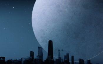 Sci Fi - City Wallpapers and Backgrounds ID : 267