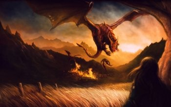 Fantasy - Dragon Wallpapers and Backgrounds ID : 267129