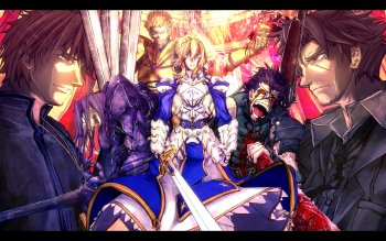 Anime - Fate/Zero Wallpapers and Backgrounds ID : 267379