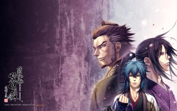 Аниме - Hakuouki Shinsengumi Kitan Wallpapers and Backgrounds ID : 267385