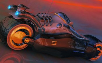 Sci Fi - Vehicle Wallpapers and Backgrounds ID : 267647
