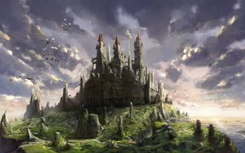 Fantasy - Schloss Wallpapers and Backgrounds ID : 267729