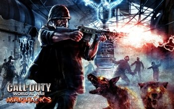 Video Game - Call Of Duty Wallpapers and Backgrounds ID : 268239