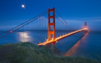 Man Made - Golden Gate Wallpapers and Backgrounds ID : 268795