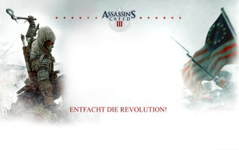 Video Game - Assassin's Creed III Wallpapers and Backgrounds ID : 268859