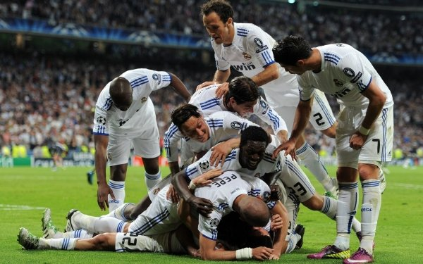 Sports Real Madrid C.F. Soccer Club HD Wallpaper | Background Image