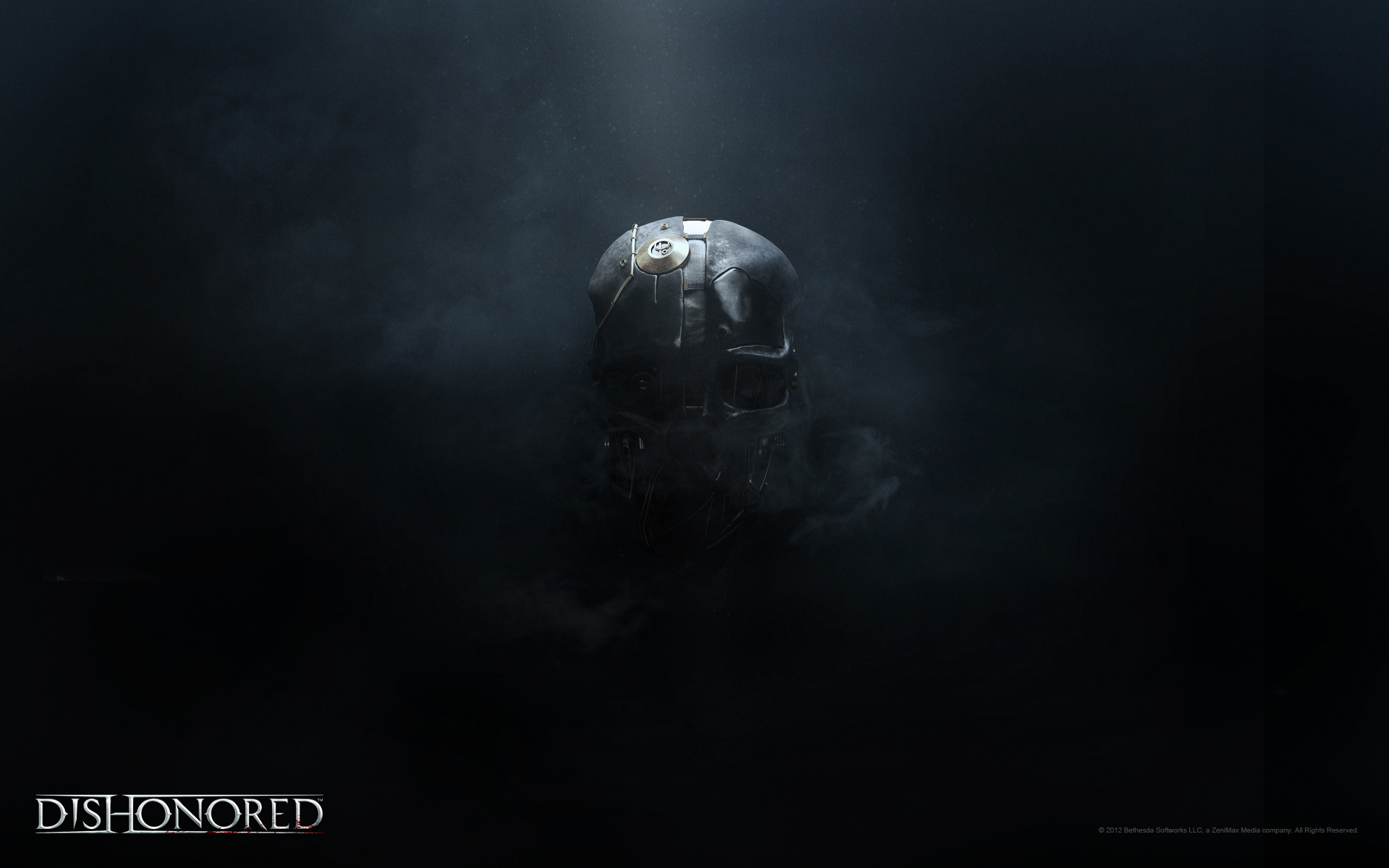 dishonored how to break walls