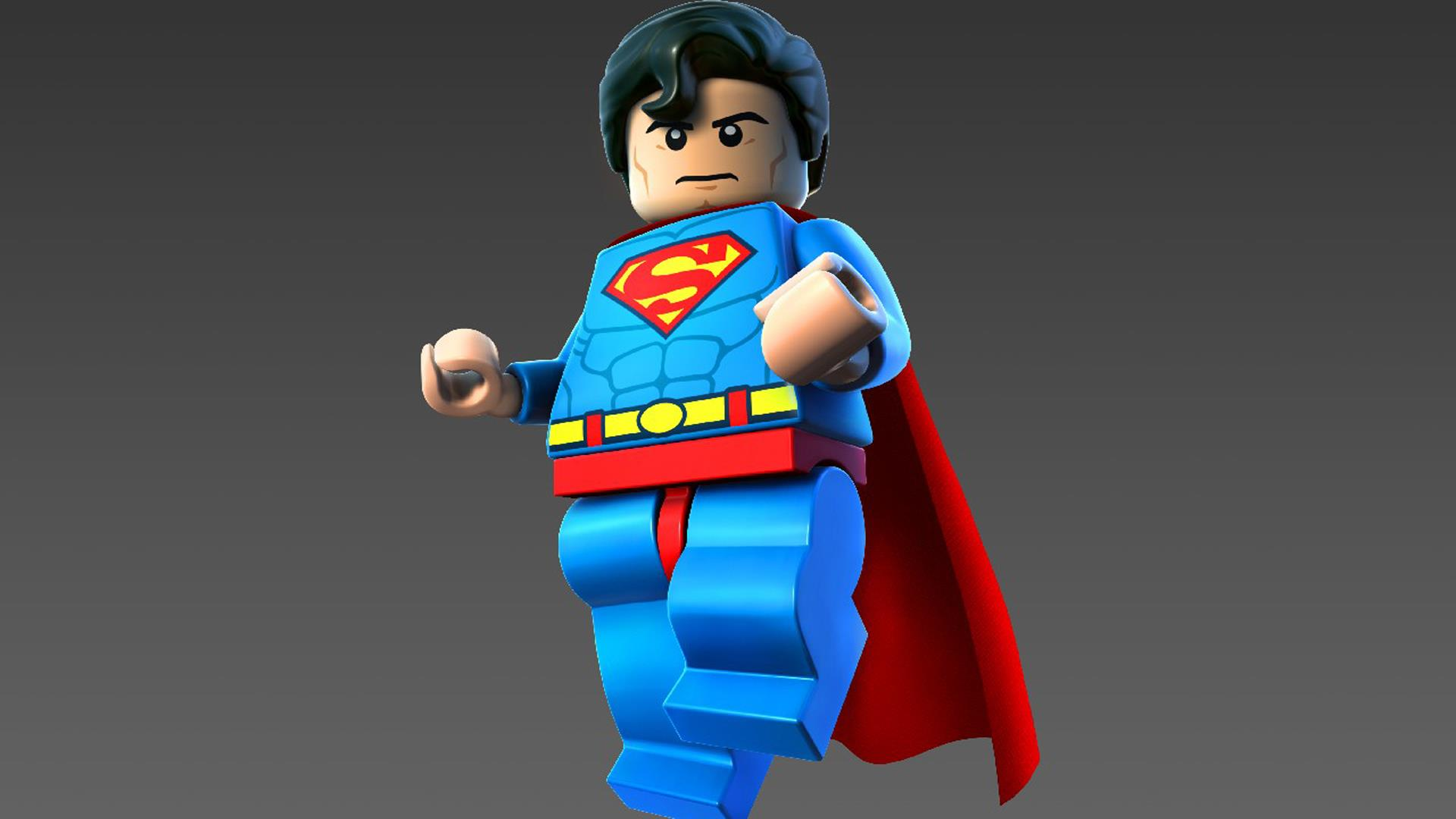 Lego Superman Hd Wallpaper Background Image 1920x1080 Id