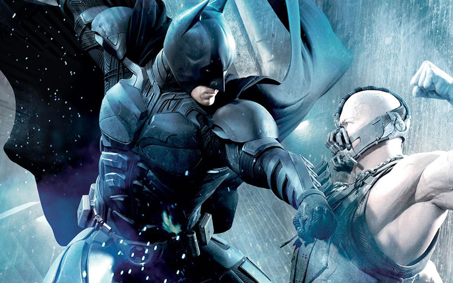 The Dark Knight Rises HD Wallpaper