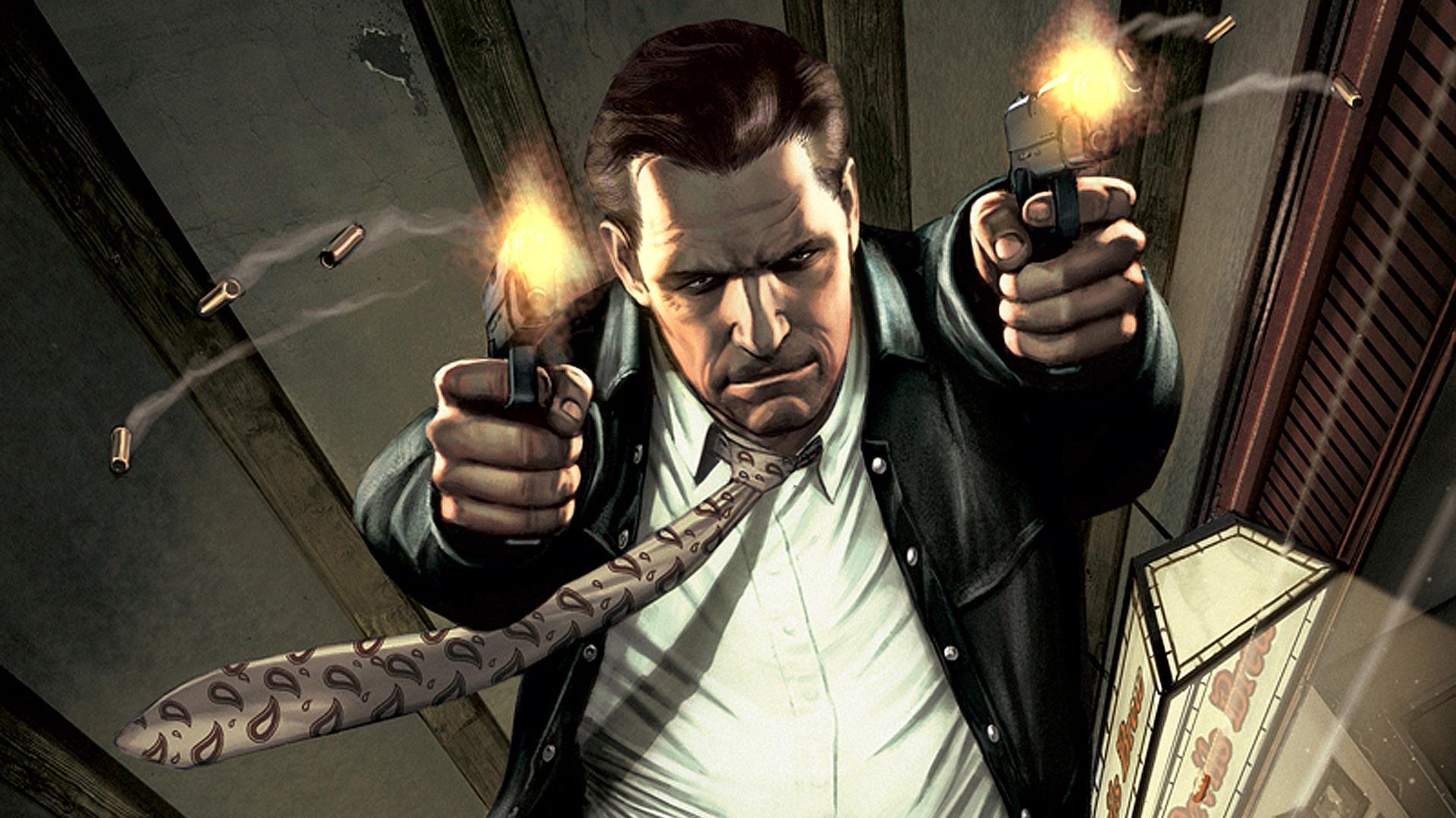 Dostum Pedro - Max Payne