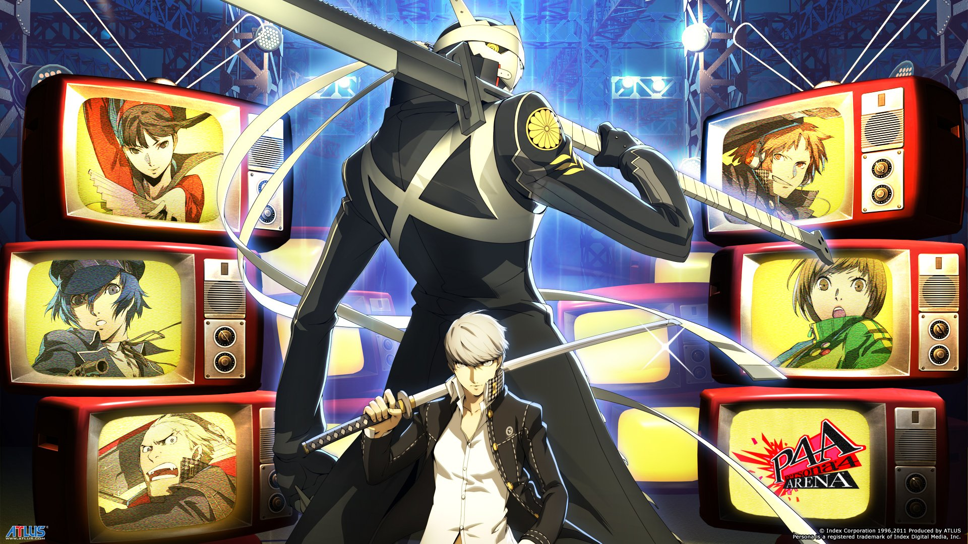 43 Persona 4 Arena Hd Wallpapers Background Images Wallpaper Abyss