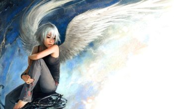 Fantasy - Angel Wallpapers and Backgrounds ID : 269515