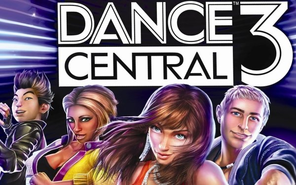 Video Game Dance Central HD Wallpaper | Background Image