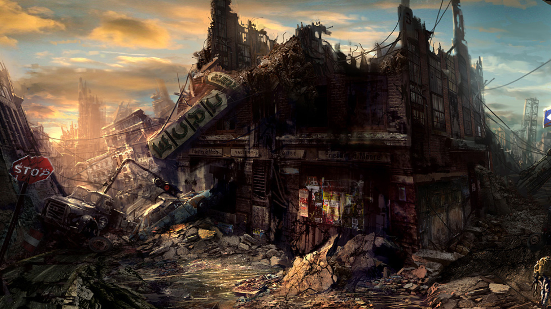 apocalyptic hd wallpaper 2560x1440 - photo #40