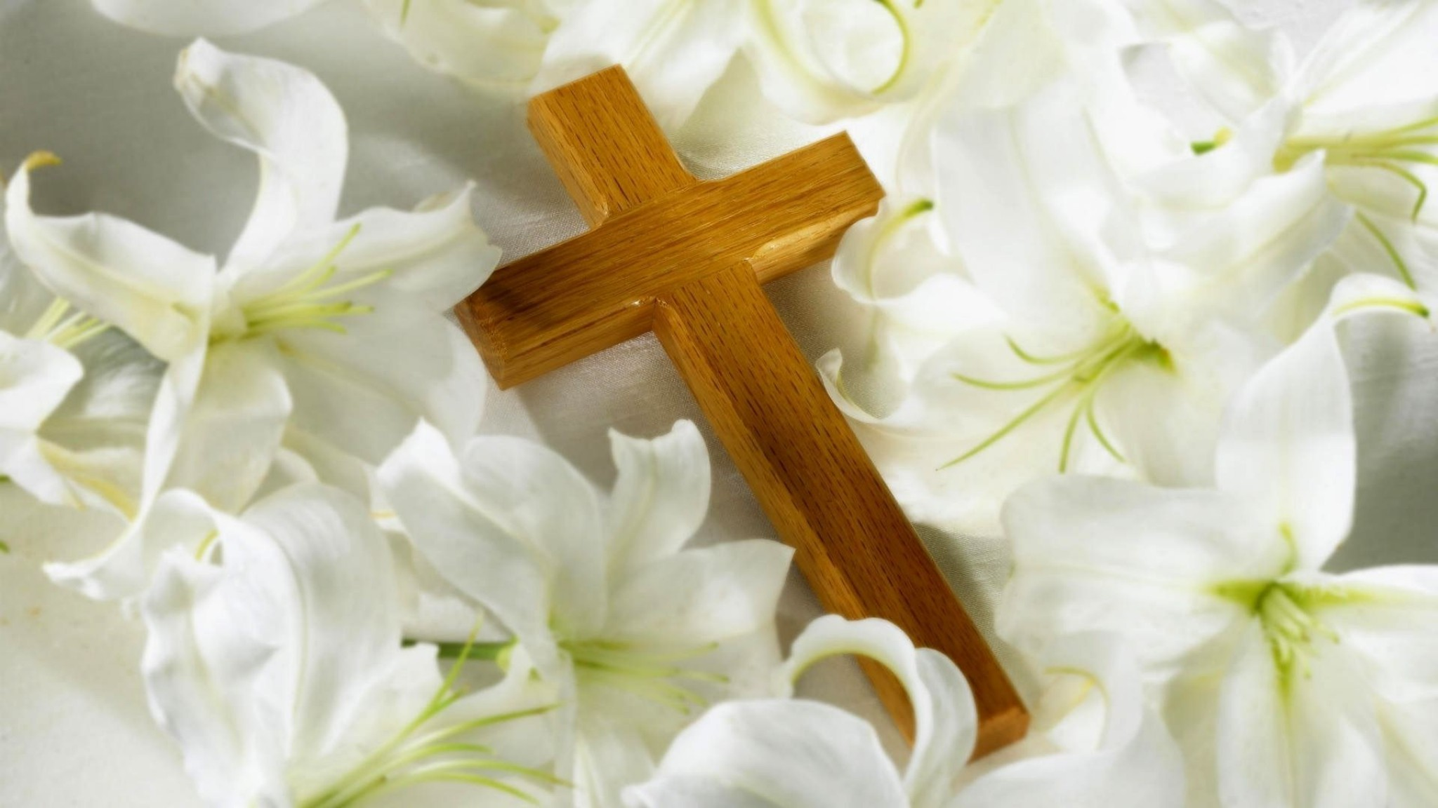 Wooden Cross Hd Wallpaper Background Image 2048x1152 Id270599