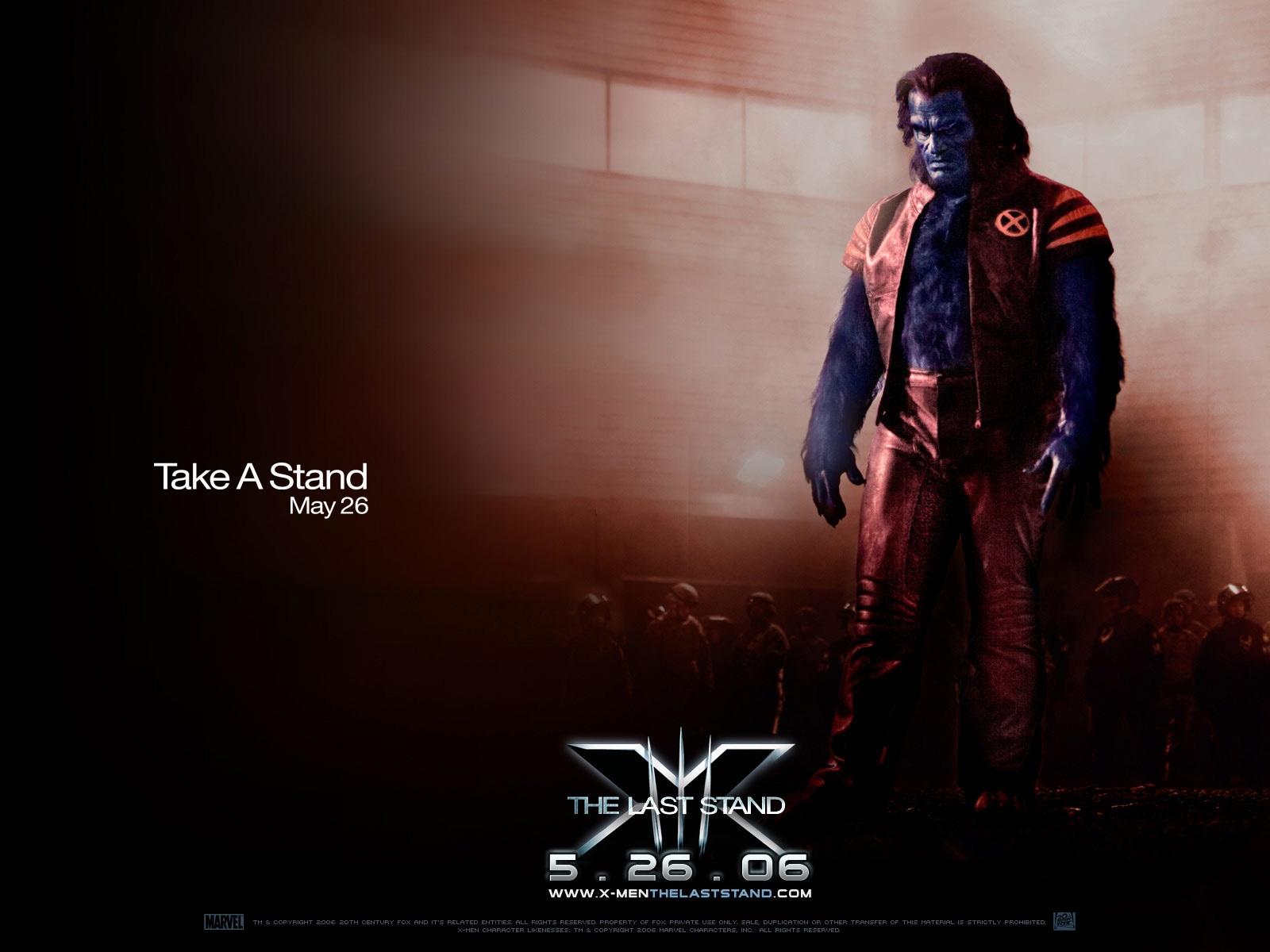 X Men 3 Wallpaper x-Men: the last stand ...