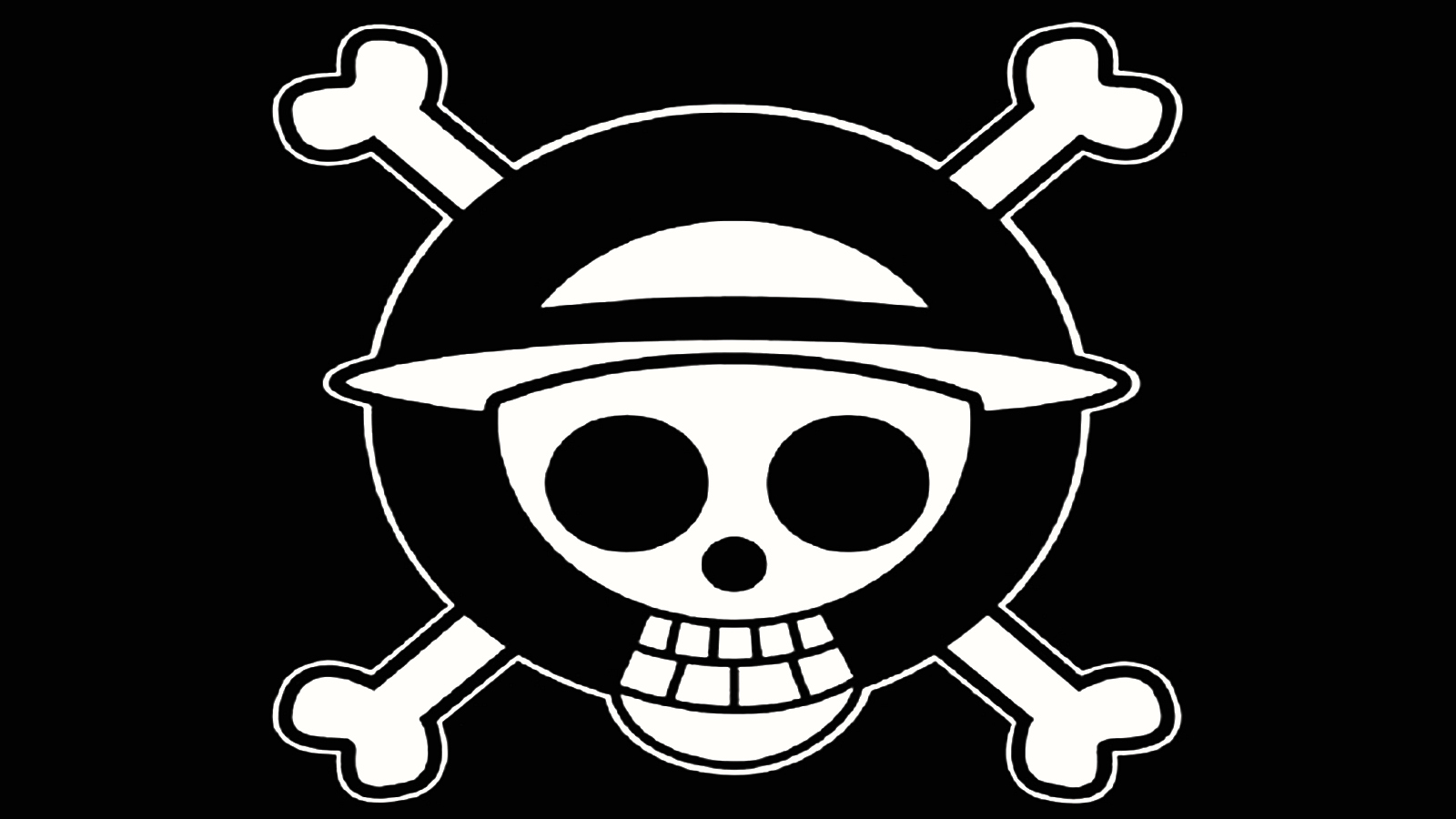 one piece flag Wallpaper and Background | 1600x900 | ID:271439