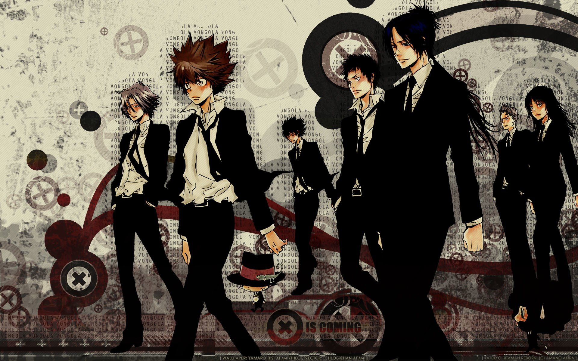 katekyo hitman reborn wallpaper hd