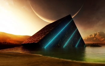 Sci Fi - Landscape Wallpapers and Backgrounds ID : 271115