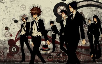 Anime - Katekyo Hitman Reborn! Wallpapers and Backgrounds ID : 271437