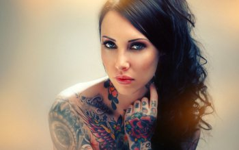 Women - Tattoo Wallpapers and Backgrounds ID : 271655