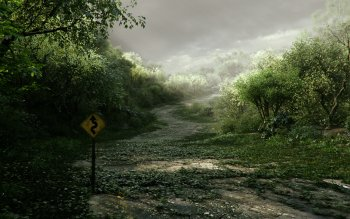 CGI - Landschap Wallpapers and Backgrounds ID : 271847