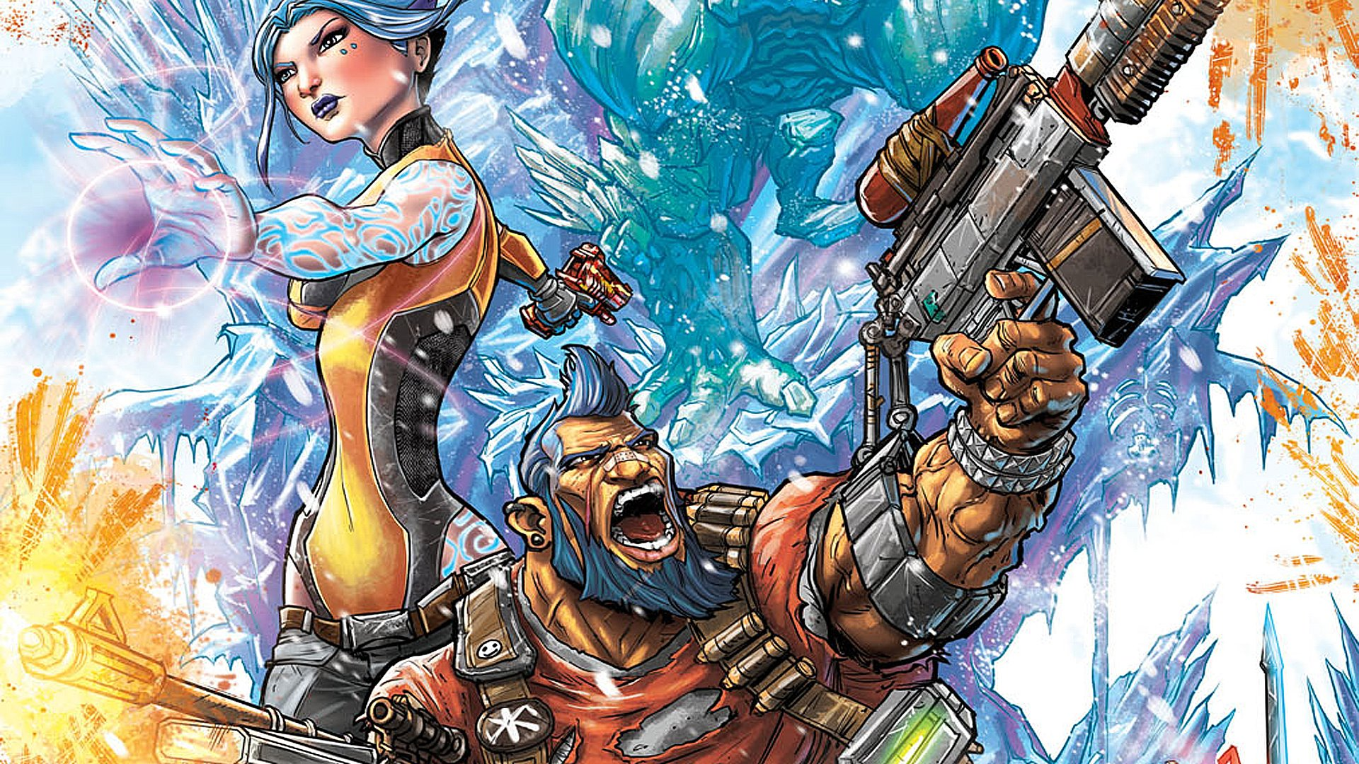 borderlands 2 full hd wallpaper and background | 1920x1080 | id:272139