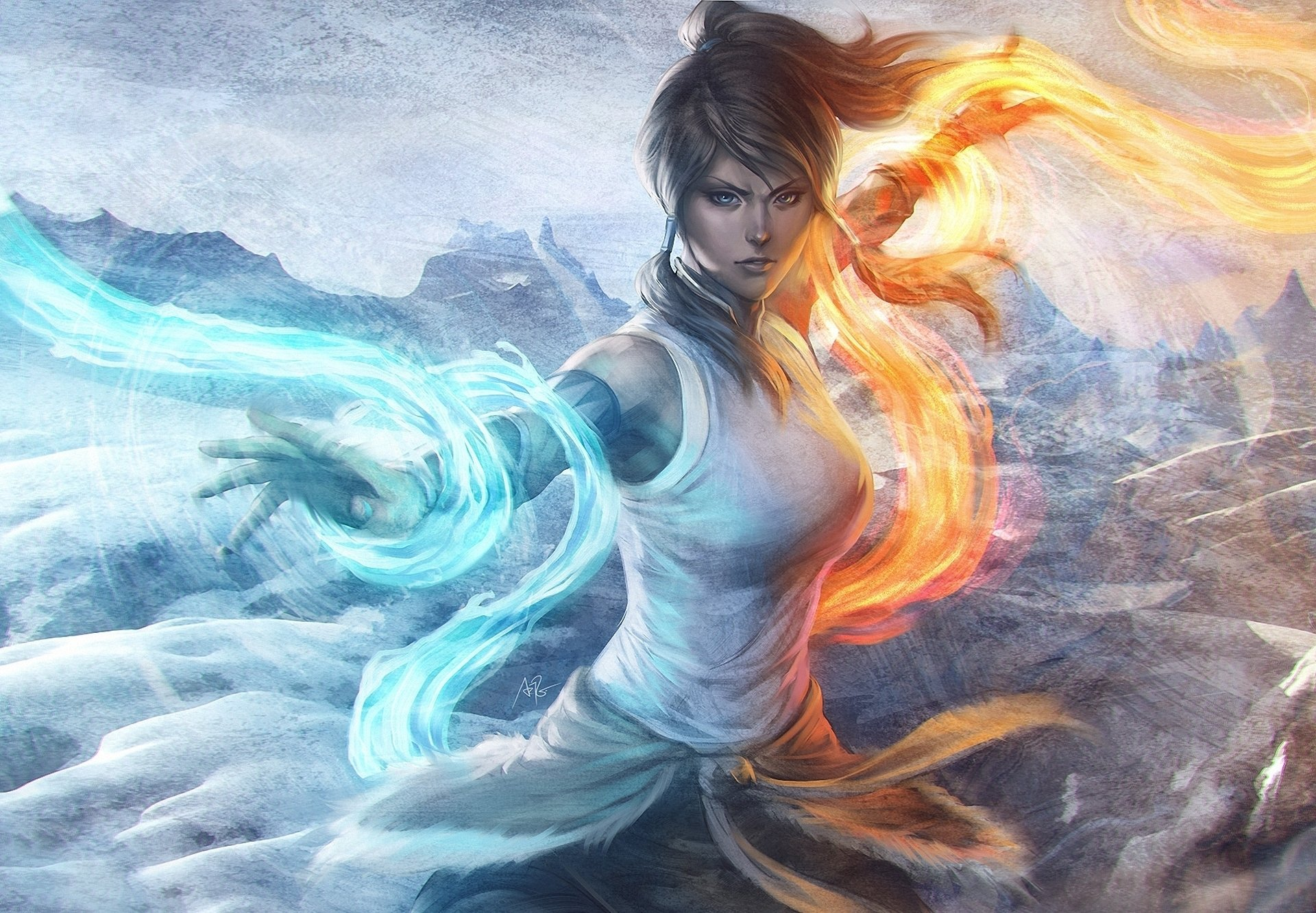 92 avatar the legend of korra hd wallpapers background images hd wallpaper background image id272397 voltagebd Images