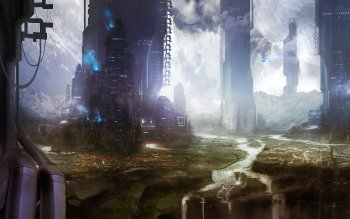 Sci Fi - City Wallpapers and Backgrounds ID : 272387