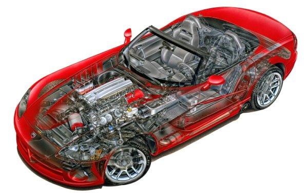 Vehicles Dodge SRT Viper GTS Dodge Viper HD Wallpaper   Background Image