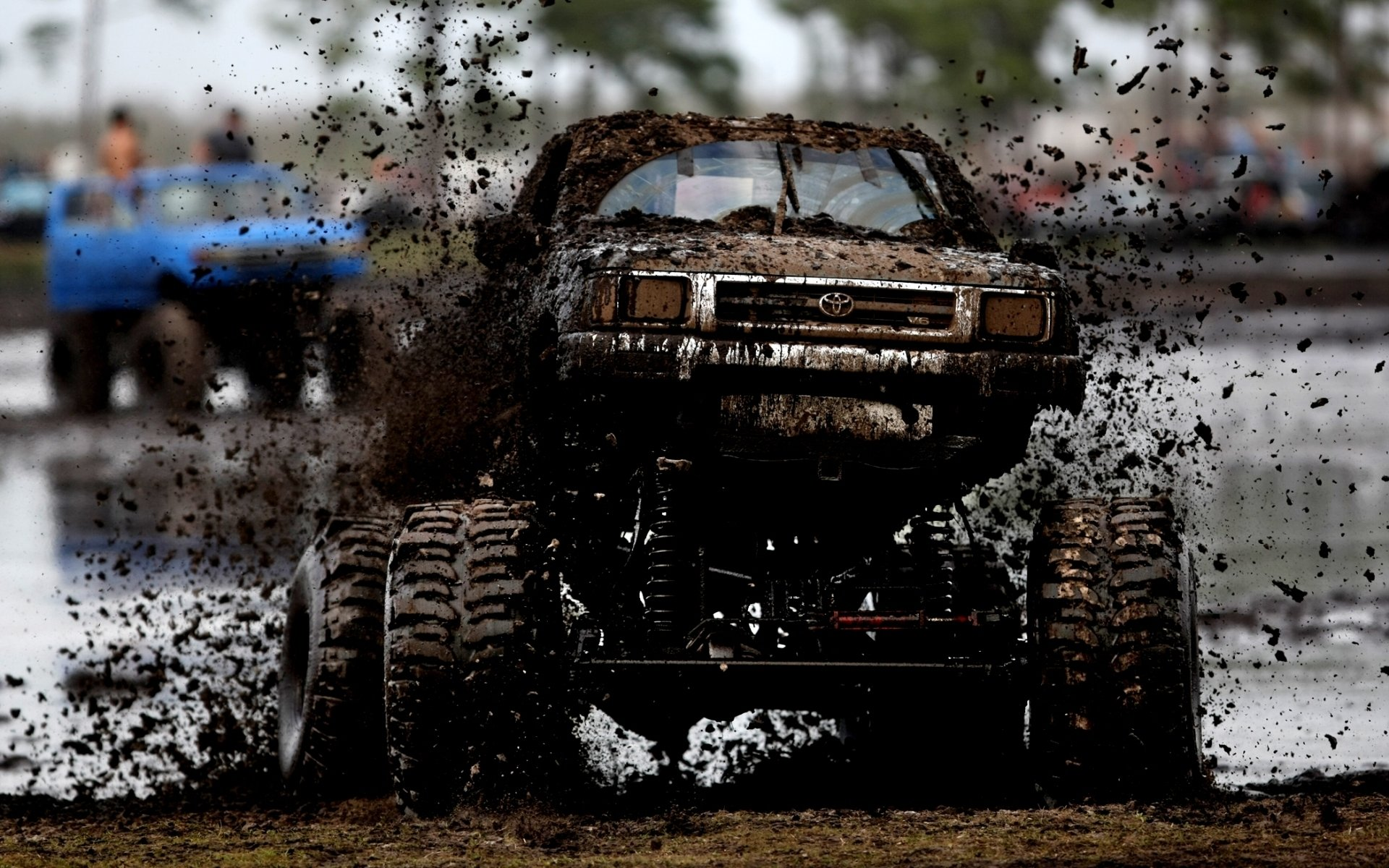 26 Monster Truck Hd Wallpapers Background Images Wallpaper Abyss