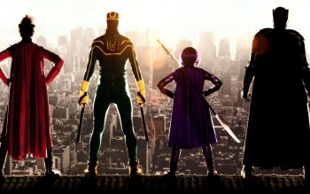 Movie - Kick-Ass 2 Wallpapers and Backgrounds ID : 273677