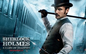 Movie - Sherlock Holmes: A Game Of Shadows Wallpapers and Backgrounds ID : 273885