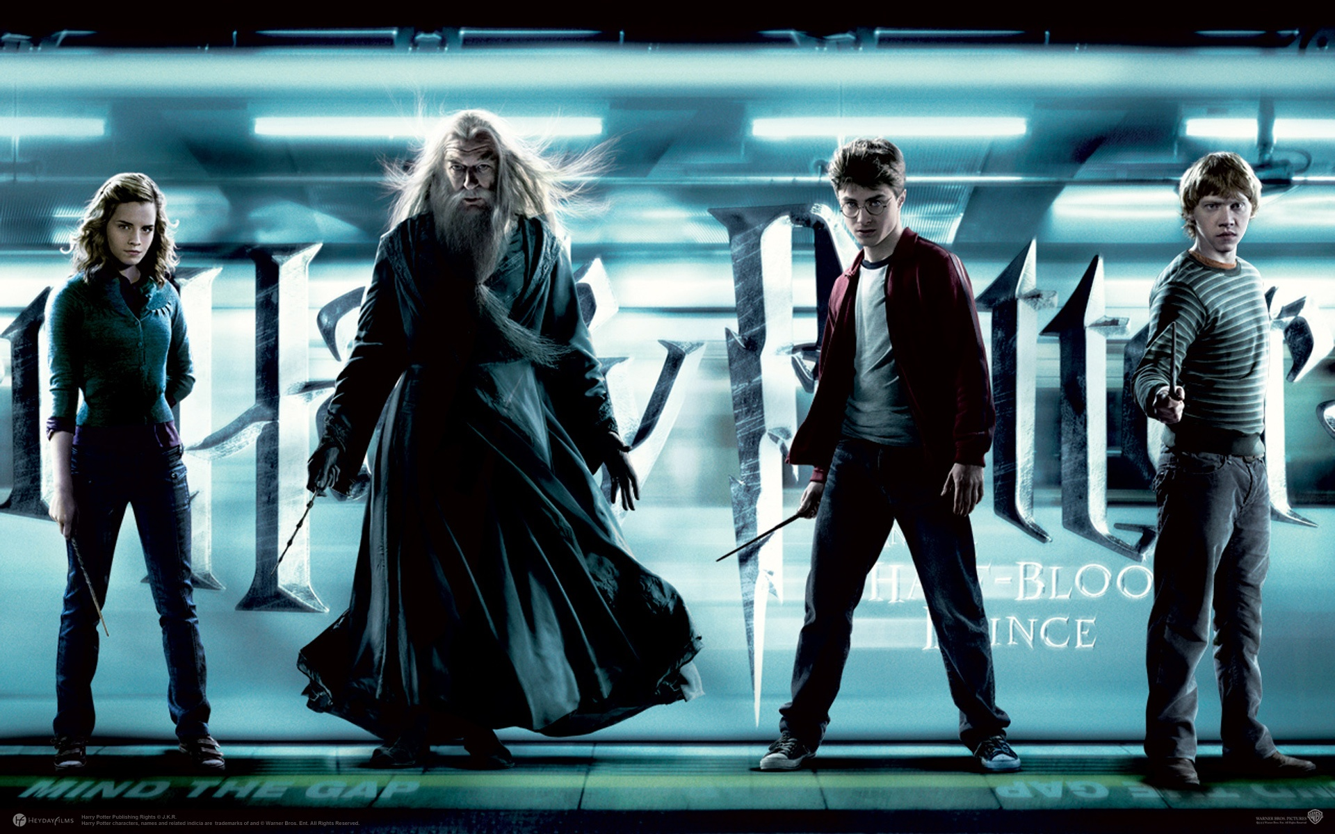 4 harry potter and the half-blood prince hd wallpapers | background