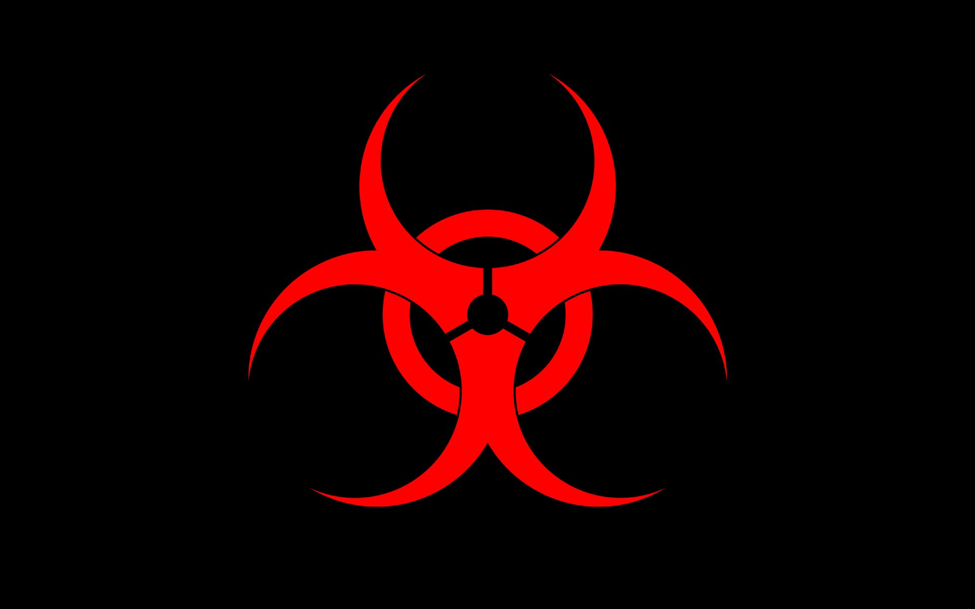 biohazard symbol black - photo #8