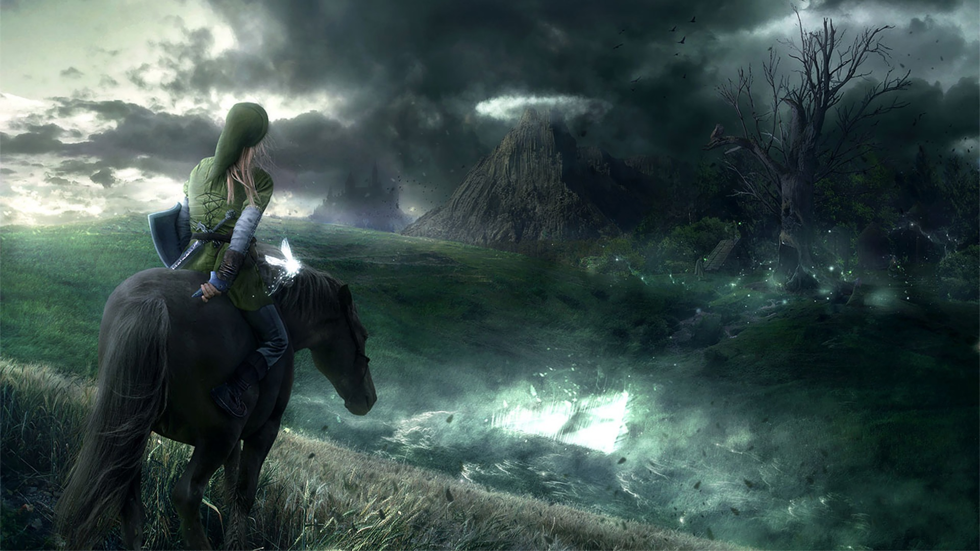 The Legend Of Zelda HD Wallpaper | Background Image | 1920x1080 | ID:274375 - Wallpaper Abyss