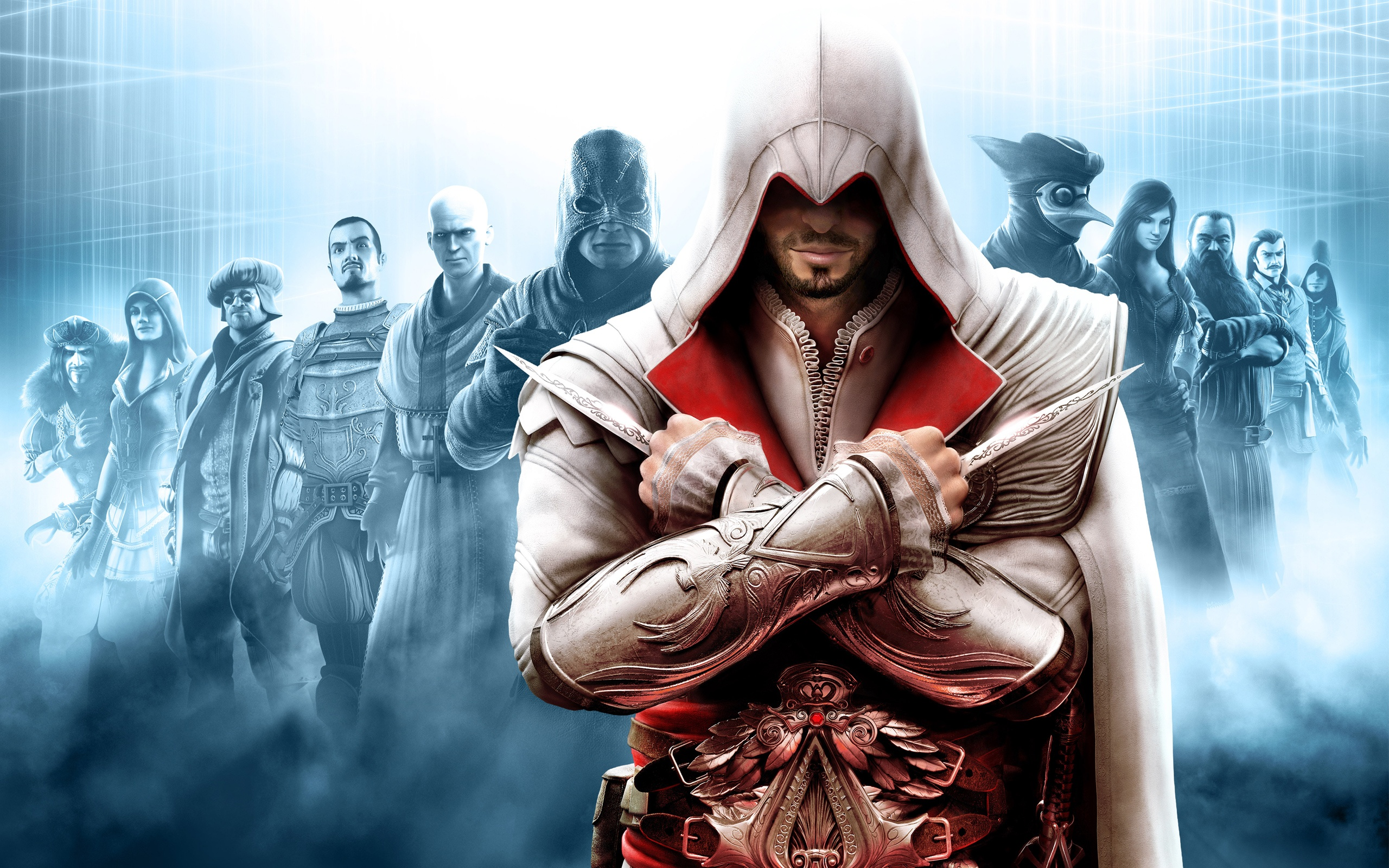 Assassins Creed Brotherhood Hd Wallpaper Background
