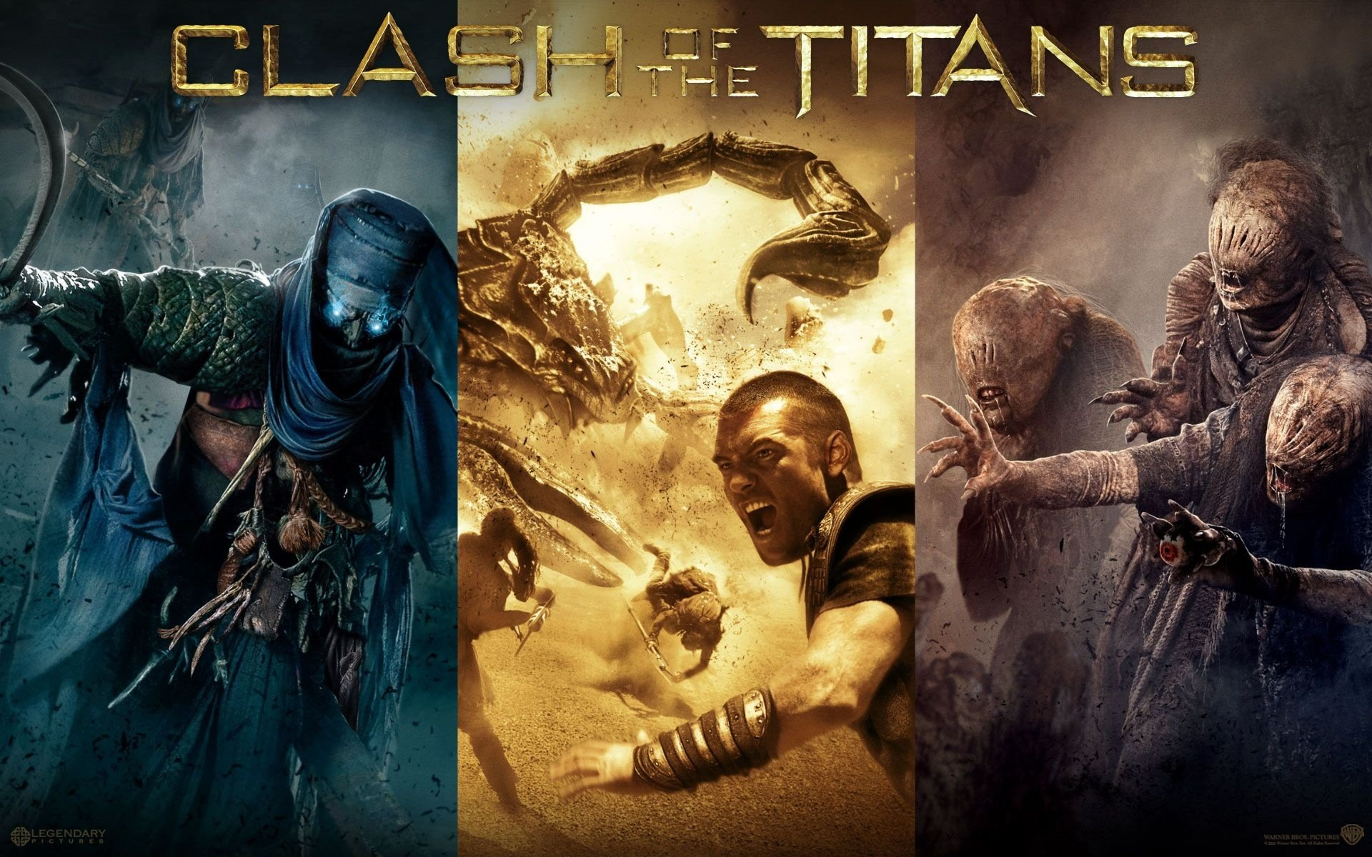 30 Clash Of The Titans 2010 Hd Wallpapers Background Images