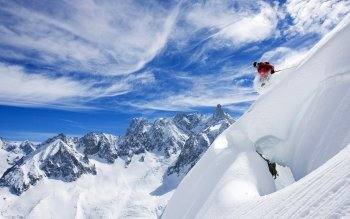 Deporte - Skiing Wallpapers and Backgrounds ID : 274629