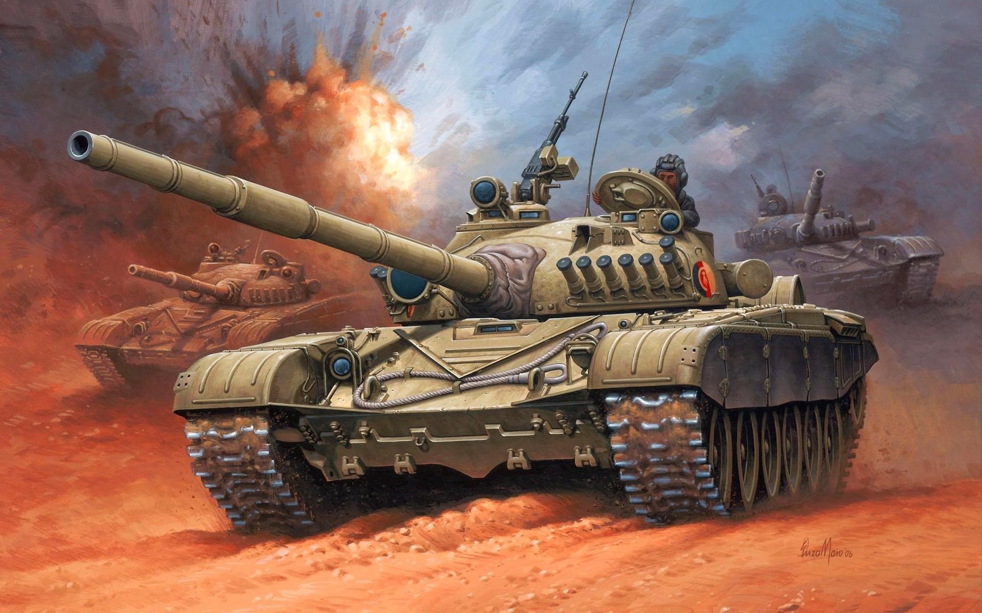 tank battels