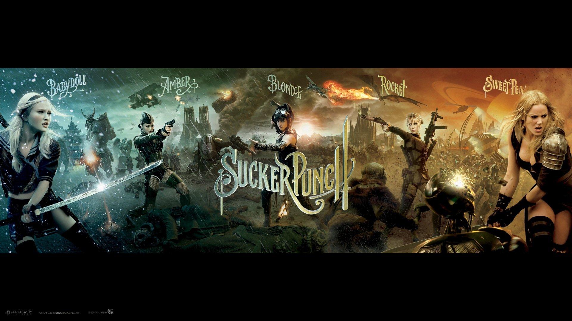 Samurai warriors sucker punch wallpaper 6891 - Amber Jamie Chung Sucker Punch Fond D Cran Hd Arri Re Plan Id 275275