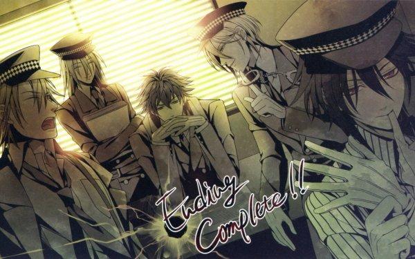 Anime Amnesia HD Wallpaper   Background Image